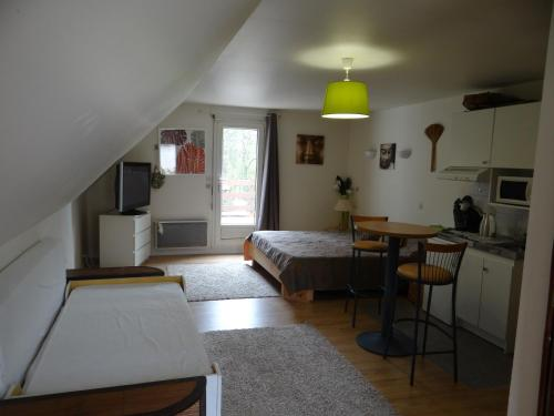 Studio Chantilly : Apartment near Jagny-sous-Bois