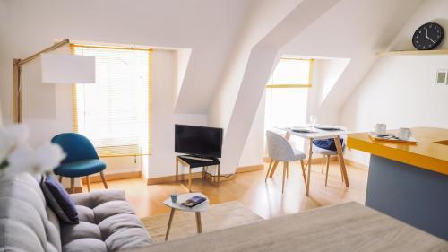 Gîte des Carmélites : Apartment near Nantes