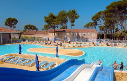 Résidence Odalys Le Mas des Vignes : Guest accommodation near Saint-Dionizy