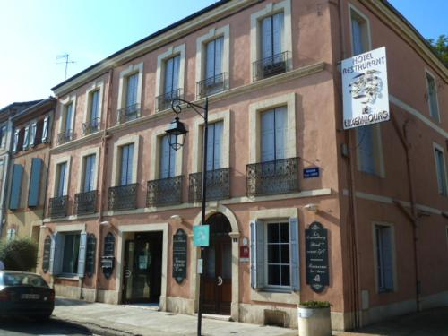 Hotel Le Luxembourg : Hotel near Albefeuille-Lagarde