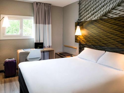 ibis Bourg en Bresse : Hotel near Saint-André-le-Bouchoux