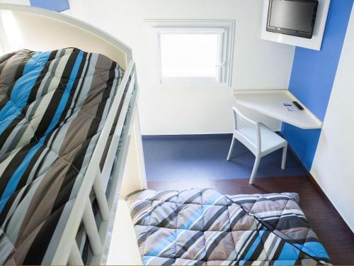 hotelF1 Dunkerque Centre Saint Pol sur Mer : Hotel near Grande-Synthe