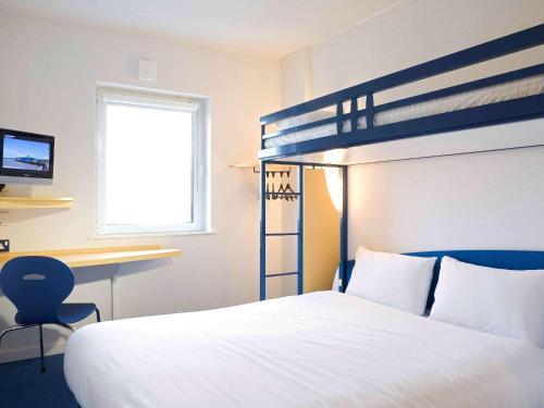 Ibis Budget Besançon Ouest : Hotel near Thoraise