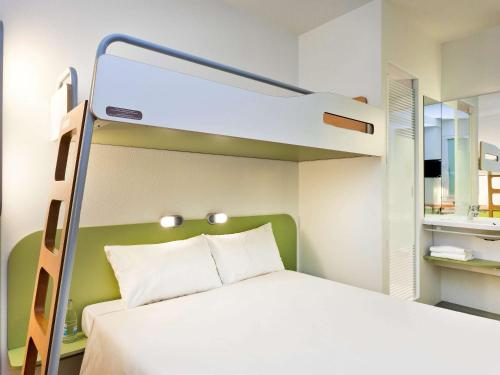 Hotel Ibis Budget Deauville : Hotel near Tourgéville