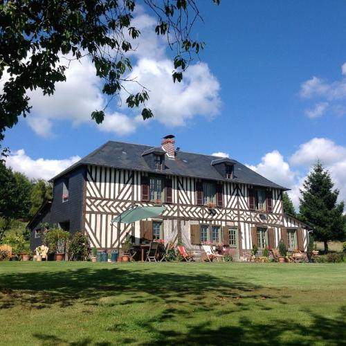 L'Orchard : Bed and Breakfast near Saint-André-d'Hébertot