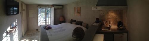 La quiétude Provencale : Guest accommodation near Saint-Zacharie
