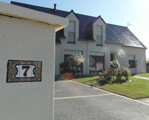Villa Lou Ann : Bed and Breakfast near Drefféac