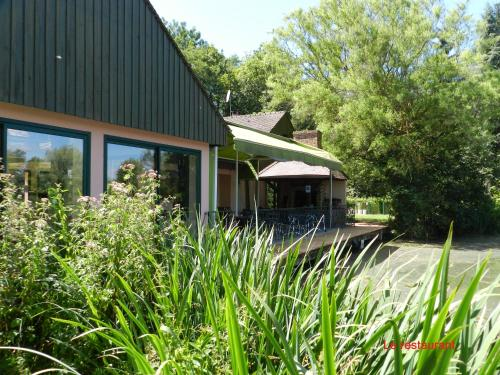 B&B Le Danica : Bed and Breakfast near La Madeleine-sur-Loing