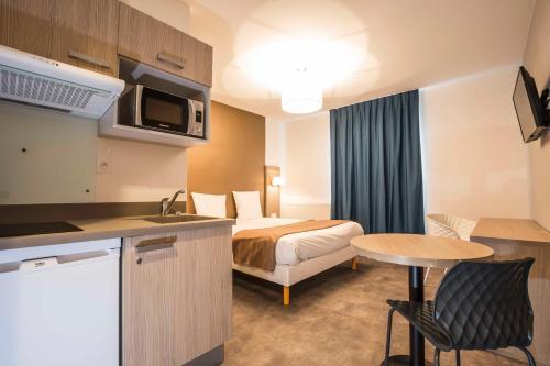 Résid Escales : Guest accommodation near Trignac