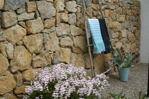 Ile Blanche : Bed and Breakfast near Valbonne