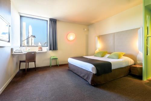 Campanile Toulouse Balma - Cité de l'Espace : Hotel near Pin-Balma