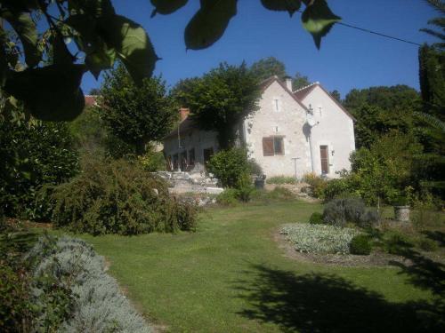 Chambre d'Hôtes Chez Elsa et Gildas : Guest accommodation near Leigné-les-Bois