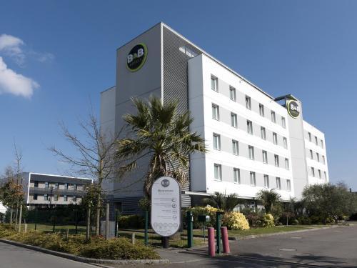 B&B Hôtel RENNES Ouest Villejean : Hotel near Talensac