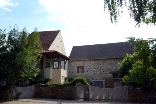 Gite Le Foineau : Guest accommodation near Saint-Gengoux-le-National
