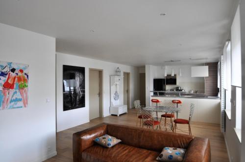 Les Appartements Saint-Michel : Apartment near Saint-Brieuc