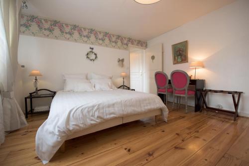 La Rosière de Marcq : Bed and Breakfast near Marquette-lez-Lille