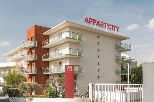 Appart'City Antibes : Guest accommodation near Biot