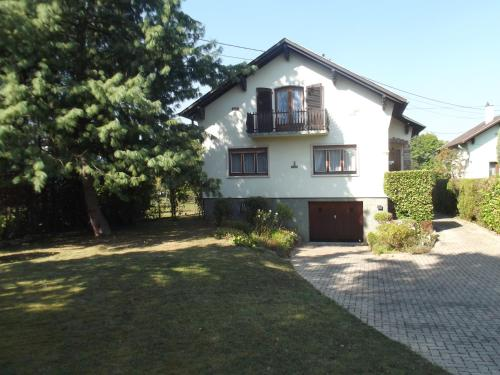 Les Sources de Saverne : Apartment near Phalsbourg