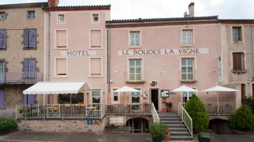 Le Boudes la vigne : Hotel near Vodable