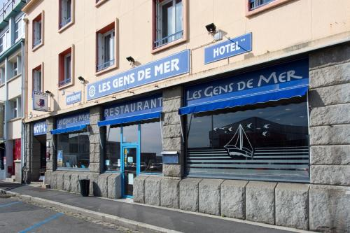 Hôtel Les Gens De Mer Brest by Poppins : Hotel near Brest