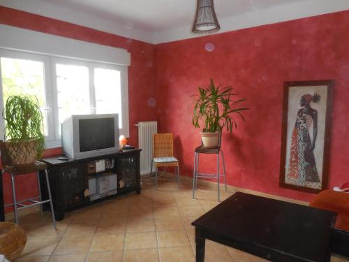 L'ostal : Guest accommodation near Pennautier