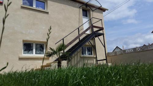 Le Conquerant : Guest accommodation near Douville-en-Auge