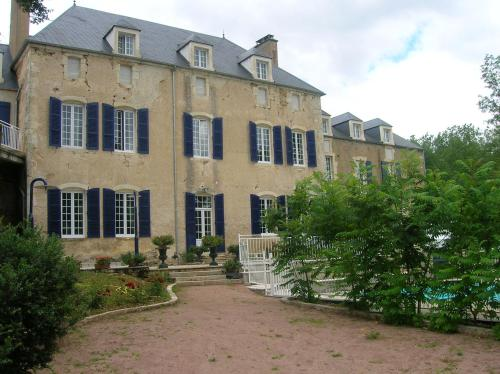 Le Domaine de Rochefort : Bed and Breakfast near Saint-Germain-lès-Senailly