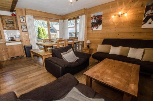 Appartement Coucou : Apartment near Chamonix-Mont-Blanc