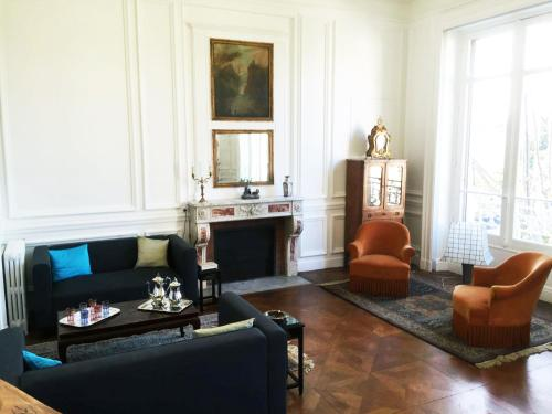 La Nacrée : Apartment near Marseille 8e Arrondissement