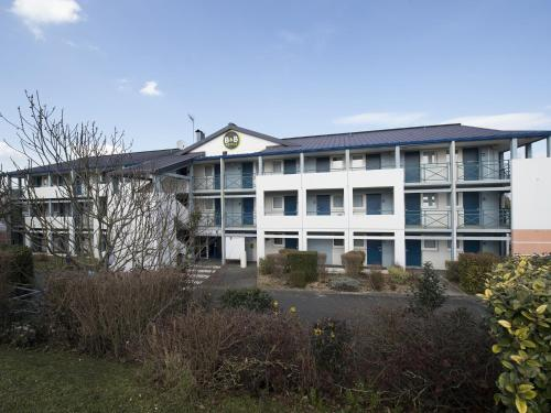 B&B Hôtel Poitiers 2 Futuroscope : Hotel near Saint-Georges-lès-Baillargeaux