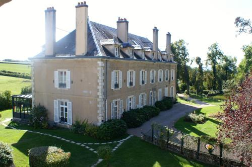 B&B Vassy Etaule : Guest accommodation near Jouancy