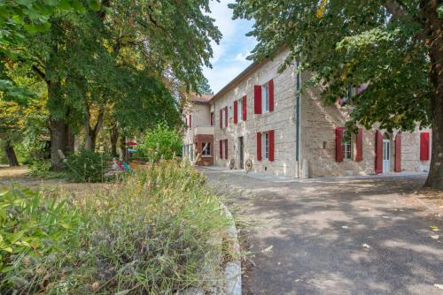 Au Colombier du Touron : Hotel near Bon-Encontre