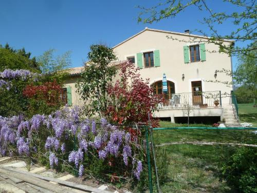 Le Valléron : Bed and Breakfast near Clansayes