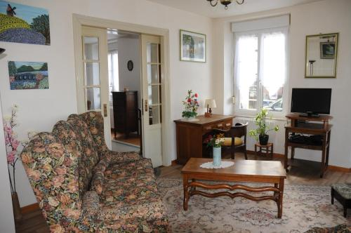 Chez Christian et Michele : Apartment near Zellwiller