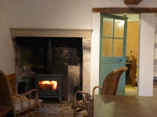 Gite Les maisons : Guest accommodation near Merry-Sec