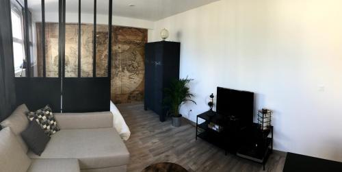 Atelier Cosy : Apartment near Dijon