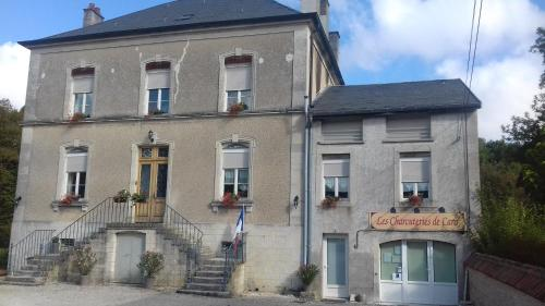 La Maison Du Canal : Bed and Breakfast near Chassey-Beaupré