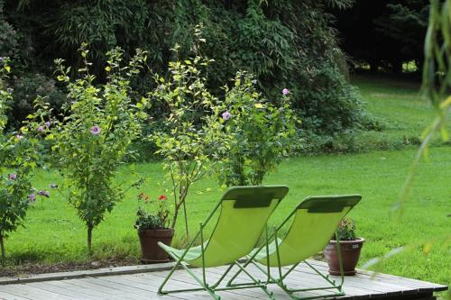 La Cour des Roses : Guest accommodation near Saint-Julien-sur-Calonne