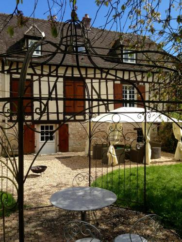 La Pruniere : Guest accommodation near Méricourt