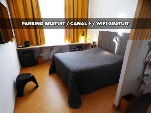 Terminus du Forez Saint-Etienne Centre : Hotel near Valfleury