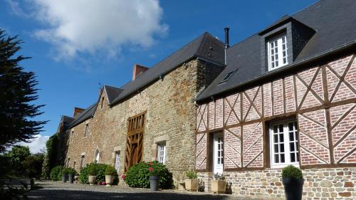Les Guédrils : Guest accommodation near Sartilly