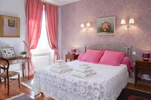 B&B La Boal : Bed and Breakfast near Saint-Affrique-les-Montagnes