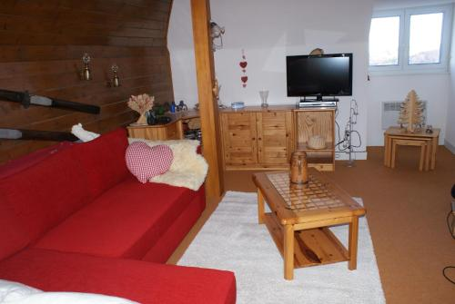 Appartements Les Loups : Apartment near Moosch