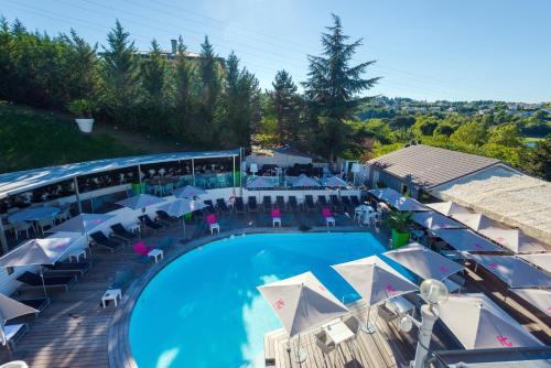 Hotel Du Golf : Hotel near Saint-Christo-en-Jarez
