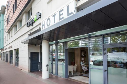 Campanile Paris Sud - Clamart - Vélizy : Hotel near Vauhallan