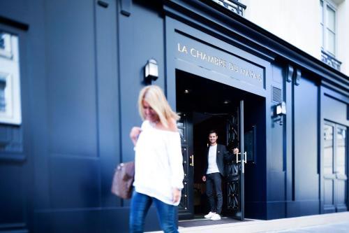 La Chambre du Marais : Hotel near Paris 3e Arrondissement