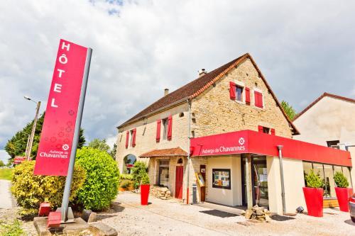 Hôtel Auberge de Chavannes : Hotel near Torpes