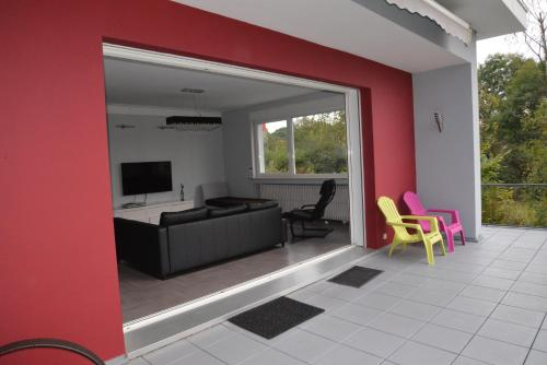 Les appartements sur Pompidou - Metz : Apartment near Mey