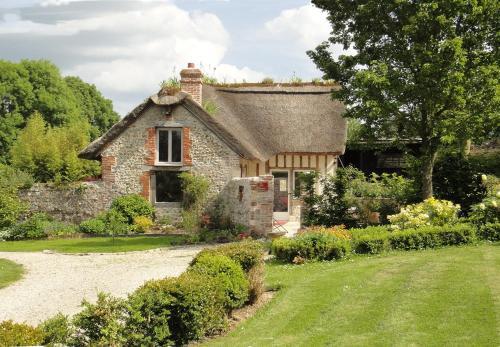 La Petite Chaumière : Guest accommodation near Gonneville-sur-Honfleur
