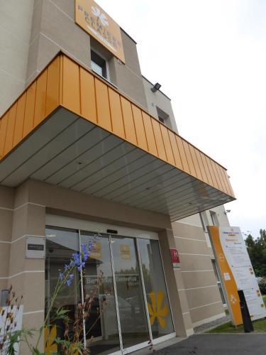 Première Classe Roissy - Aéroport CDG - Le Mesnil-Amelot : Hotel near Villeron